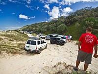 Teewah Beach Camping