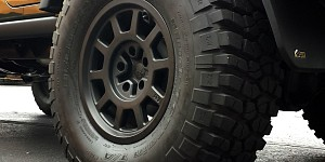 New Jeep Rims from AEV - The Salta