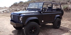 Is this the Perfect Land Rover Defender?