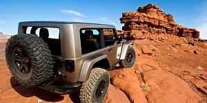 Jeep Wrangler 2017 - Not Unibody but most capable Wrangler ever!