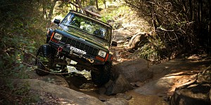 Brisbane Jeep Club at Swan Gully Location Picture #3513