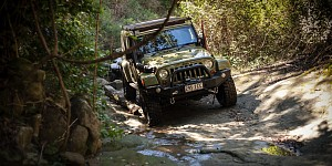 Brisbane Jeep Club at Swan Gully Location Picture #3521