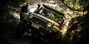 Brisbane Jeep Club at Swan Gully Location Picture #3532