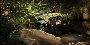 Brisbane Jeep Club at Swan Gully Location Picture #3534