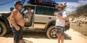 Fraser Island Adventure 2013 Location Picture #470