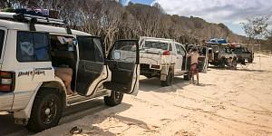 Fraser Island Adventure 2013 Location Picture #483