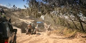 Fraser Island Adventure 2013 Location Picture #476