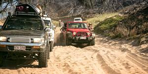 Fraser Island Adventure 2013 Location Picture #485