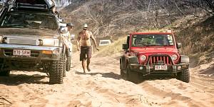 Fraser Island Adventure 2013 Location Picture #497