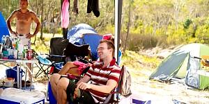 Fraser Island Adventure 2013 Location Picture #1391