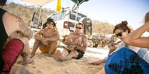 Fraser Island Adventure 2013 Location Picture #524