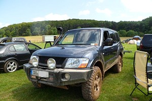 Picture of a Mitsubishi Pajero 3.2 DI-D Elegance Long 2005