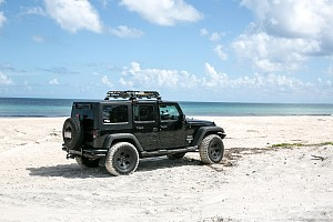 Picture of a Jeep Wrangler Unlimited Sport 2012