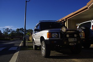 Picture of a Land-rover Discovery 2.5 D Automatic 1999