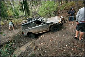 Picture of a Nissan Patrol GU  2003