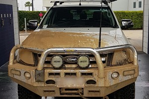 Picture of a Ford Ranger