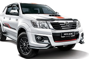 Picture of a Toyota Hilux Rzr 173 2004