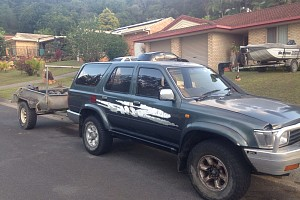 Picture of a Toyota 4Runner 4Runner 1991