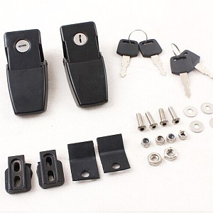 Picture of Bonnet Hood Lock Catch Kit With Key And lock
