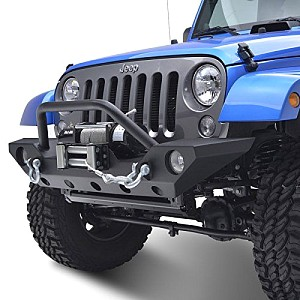 Picture of JW0265 Style Steel Front Winch Bull Bar