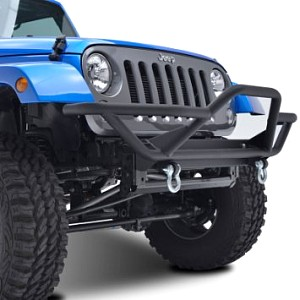 Picture of JW0238 JK Rock Crawler Tubular Front Bumper