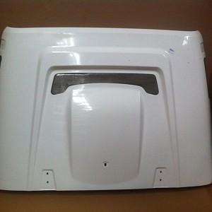 Picture of AEV Style FRP Bonnet Front Hood Body Kit