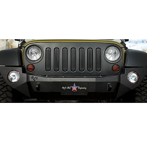Picture of Rock Slide Rigid Full Front Bumper 3/16