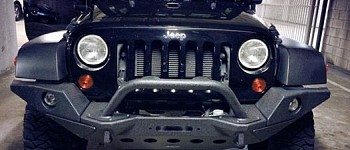 Photo of a Smittybuilt XRC M.O.D. Bumper