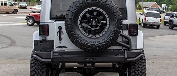 Photo of a AEV Rear Bumper