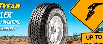 Photo of a Goodyear All Terrain Adventure