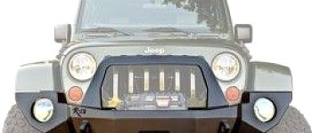 Photo of a Rock Slide Rigid Front Bumper Complete