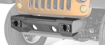 Photo of a Rugged Ridge All Terrain Modular Front Bumper