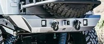 Photo of a Avenger Style Rear Bumper