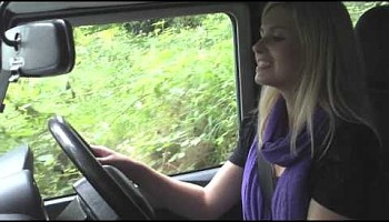 Girl Friday Off Road Driving Challenge