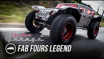 Fab Fours Legend - Jay Leno's Garage