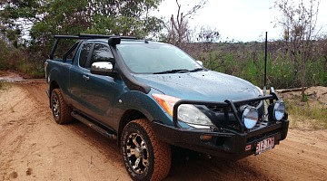 Picture of a Mazda BT-50 XTR B32Q 2013
