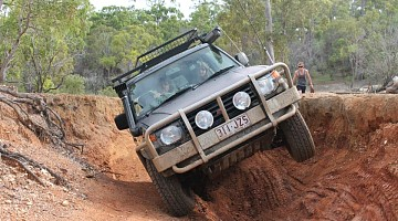 Picture of a Mitsubishi Pajero NJ V6 3500 DOHC 6G74 1995