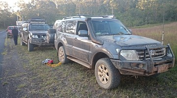 Picture of a Nissan Navara