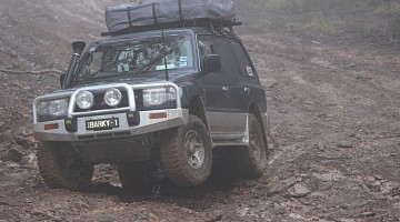 Picture of a Mitsubishi Pajero NL V6 3500 SOHC Manual 1998