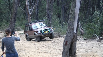 Picture of a Mitsubishi Pajero 3.5 1996