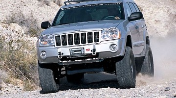 Picture of a Jeep Cherokee Limited 2005