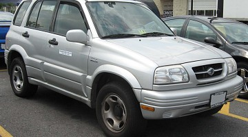 Picture of a Suzuki Grand Vitara  2001