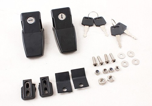 Photo of Bonnet Hood Lock Catch Kit With Key And lock