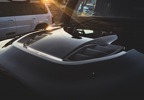 Photo of 10th anniversary Style Steel Bonnet Front Hood