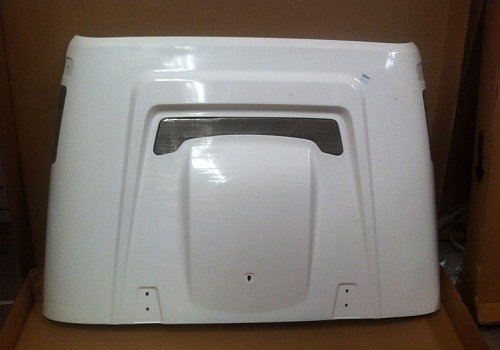 Photo of AEV Style FRP Bonnet Front Hood Body Kit