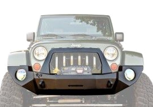 Photo of Rock Slide Rigid Front Bumper Complete