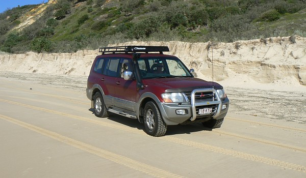 Picture of Mitsubishi Pajero NM V6 Exceed 2002