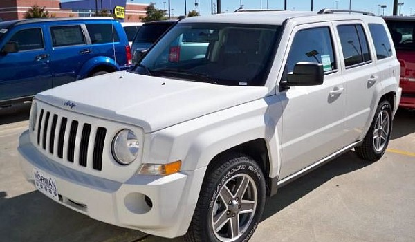 Picture of Jeep Patriot Sport 4x4 2007