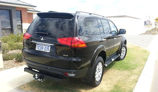Picture of Mitsubishi Challenger Wagon 2012
