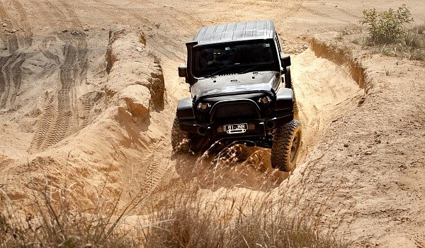 Picture of Jeep Wrangler Unlimited Sport 2012